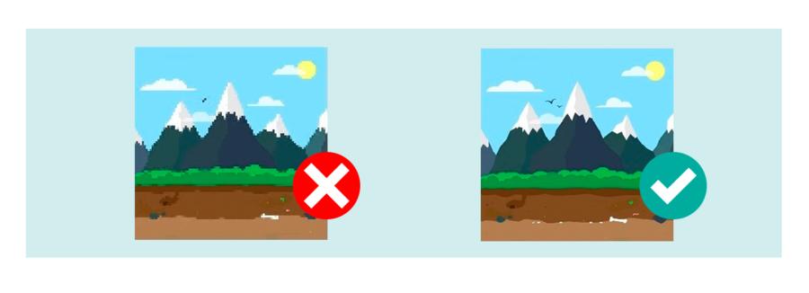 Optimizează imaginile ținând cont de regulile SEO.