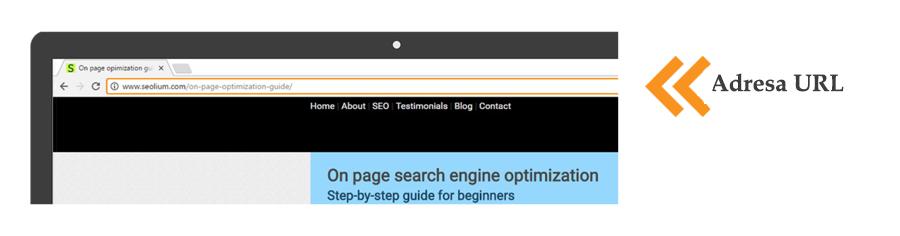 Cum să optimizezi corect adresa URL.